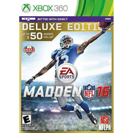 Madden Nfl 16 - Deluxe Edition - Xbox 360