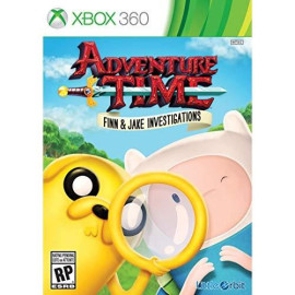 Adventure Time Finn And Jake Investigations - Xbox 360
