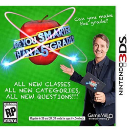 Are You Smarter Than A 5Th Grader - Nintendo 3Ds