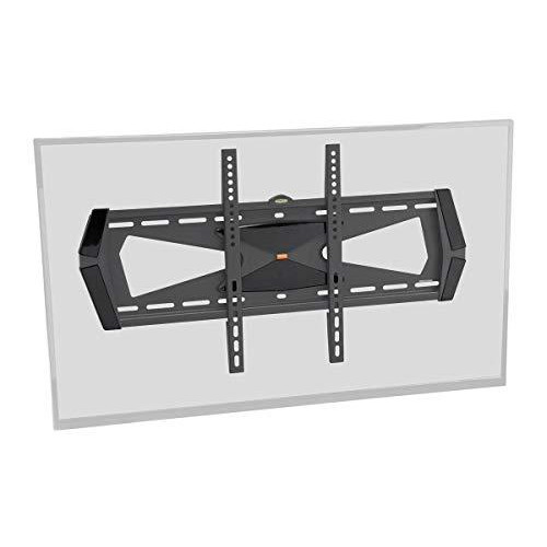 Monoprice Fixed Tv Wall Mount Bracket - For Tvs 37In To 700In Max Weight 88Lbs Vesa Patterns Up To 600X400 Security Brackets Works With Concrete & Brick Ul Certified