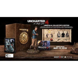 Uncharted 4: A Thief'S End Libertalia Collector'S Edition - Playstation 4