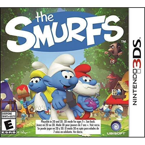 The Smurfs - Nintendo 3Ds Standard Edition