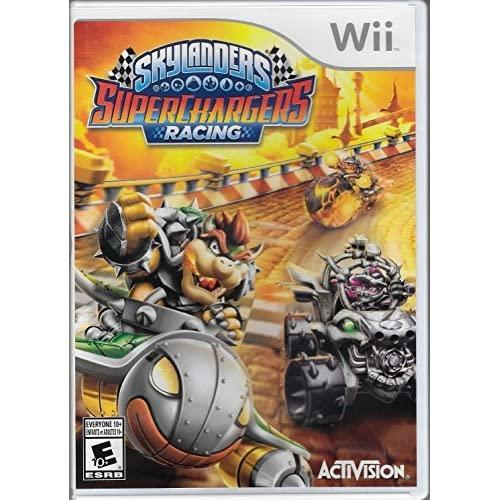 Skylanders Superchargers Standalone Game Only For Wii