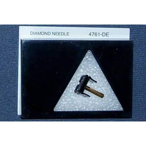Durpower Phonograph Record Player Turntable Needle For Shure Hi Track N91G M91G M91Ed N91Ed N91E M91E Rs-1000E 761-De