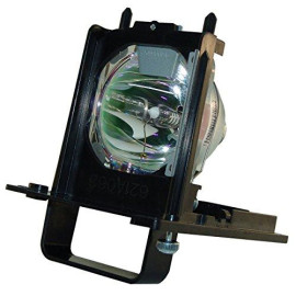 Glamps 915B455011 Replacement Lamp With Housing/Case For Mitsubishi Tv Model Wd-73640 Wd-73740 Wd-73C11 Wd-73Ca1 Wd-82740 Wd-82840 Wd-82940, Model: 915B455011, Electronics & Accessories Store