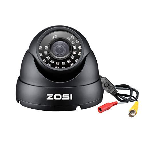 Zosi Dome Camera Housing Outdoor Indoor (Hybrid 4-In-1 Cvi/Tvi/Ahd/960H Analog Cvbs) Night Vision,Cctv Security Camera With 105
