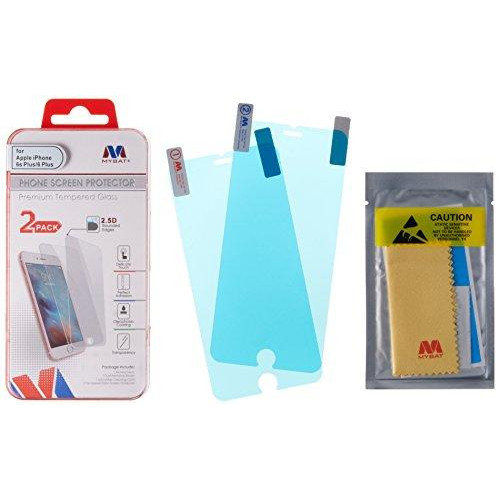 Mybat Screen Protector For Iphone 6S Plus/6 Plus - Retail Packaging - Clear