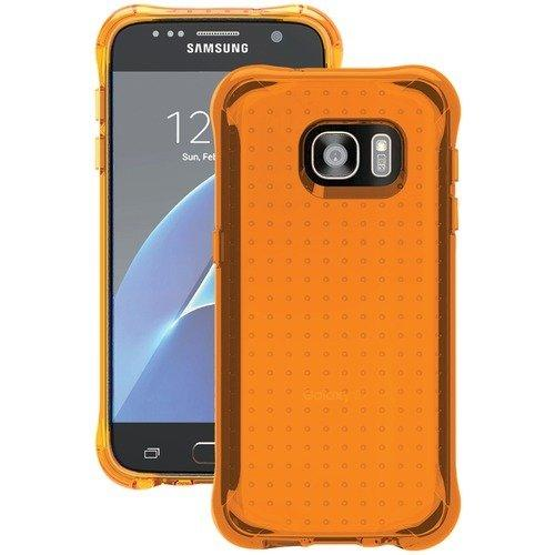 Galaxy S7 Case, Ballistic [Jewel Neon] Six-Sided Drop Protection [Neon Orange] 6Ft Drop Test Certified Case Reinforced Corner Protective Cover For Samsung Galaxy S7 - (Jw4091-B34N)