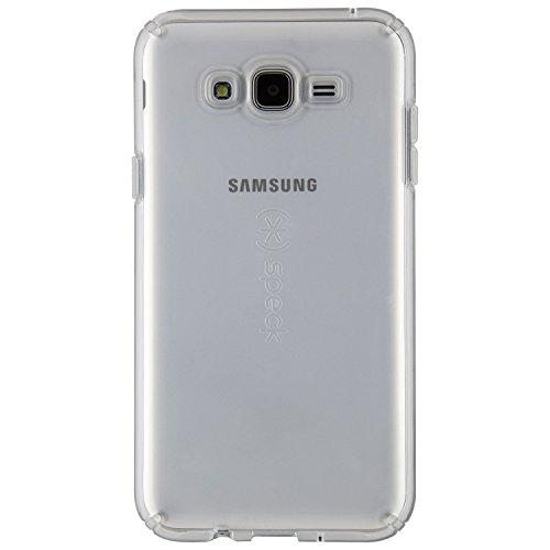 Speck Products Candyshell Clear Case For Samsung Galaxy J7 Smartphone - Retail Packaging - Clear