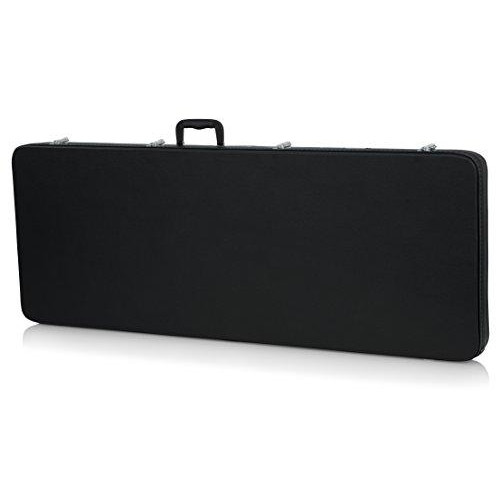Gator Cases Hard-Shell Wood Case For Extreme Shaped Guitars; Fits Explorer, Flying V, Bc Rich, &Amp; More (Gwe-Extreme)