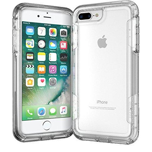 Pelican Voyager Iphone 7 Plus Case (Clear)