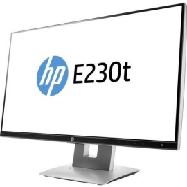 """Hp Business E230T 23"""" Led Lcd Touchscreen Monitor - 16:9-5 Ms"""