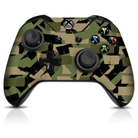 Controller Gear Controller Skin - Forest Tape - Officially Licensed By Xbox One