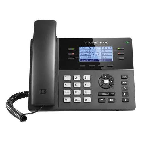 """Grandstream Gs-Gxp1760W Wireless Hd Ip Phone Integrated With Wi-Fi 4.6"""""""