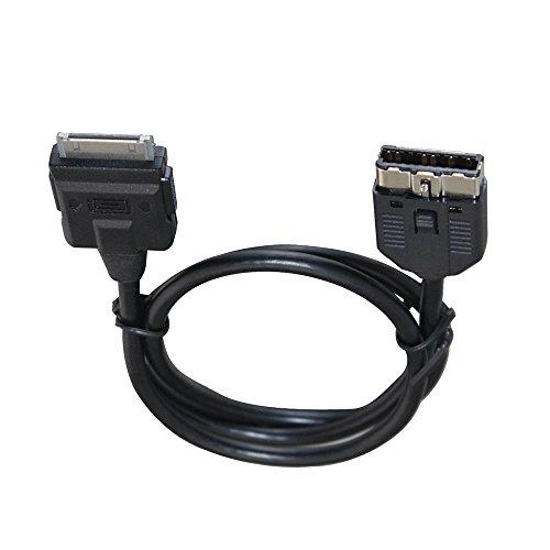 Skywin Ipod Interface Cable For Land Rover Range Rover And Jaguar - Ipod 30Pin Cable Adapter For Ipod Integration