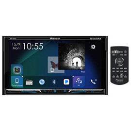 Pioneer Avh-601Ex 7 Inch Dvd Receiver With Hd Radio, Siriusxm Ready And Bluetooth