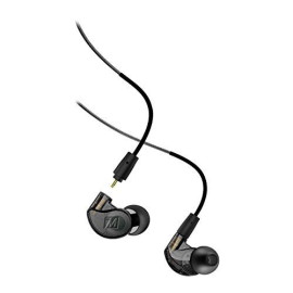 Mee Audio M6 Pro Musicians' In-Ear Monitors With Detachable Cables; Universal-Fit And Noise-Isolating (2Nd Generation) (Black)