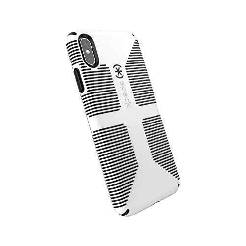Speck Products Candyshell Grip Iphone Xs Max Case, White/Black