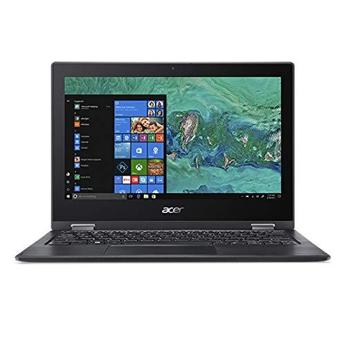 Acer Spin 1 Sp111-33-C6Uv 11.6-Inch Hd Ips Touch N4000 4Gb 64Gb Windows 10 S Mode Laptop