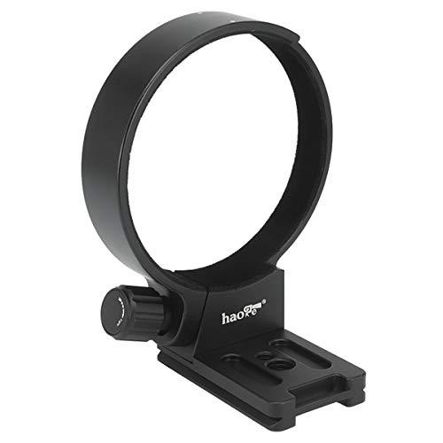 Haoge Lmr-Sm140 Lens Collar Replacement Foot Tripod Mount Ring Socket Stand Base For Sigma 100-400Mm F/5-6.3 Dg Os Hsm Contemporary Lens Built-In Arca Type Quick Release Plate
