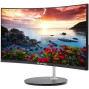 """Sceptre 27"""" Curved 75Hz Led Monitor Hdmi Vga Build-In Speakers, Edge-Less Metal Black 2019 (C275W-1920Rn)"""