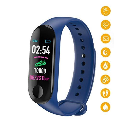 Un-Tech Gadgetbucket Fit Band With Activity Tracker, Heart Rate Monitor, Blood Pressure Calorie Burned Oled Display For Android And Ios