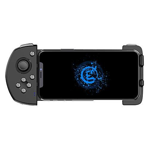 Gamesir G6 Mobile Game Controller For Call Of Duty Mobile/Pubg/Fortnite/Rules Of Survival, Wireless Telescopic Bluetooth Controller Gamepad For Iphone