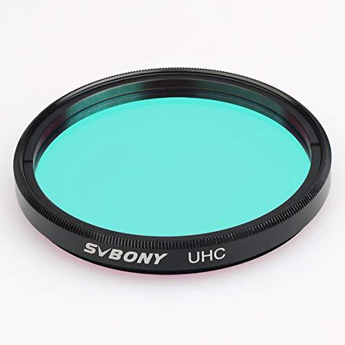 Svbony 2 Inches Uhc Filter For Observations Of Deep Sky Objects Ultra High Contrast Filter Reduce Light Pollution