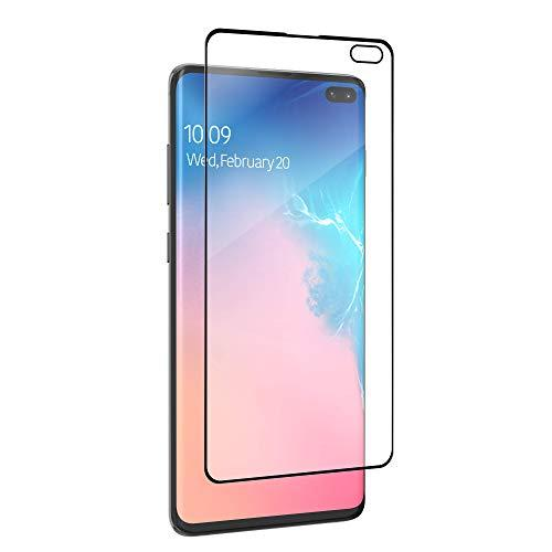 Zagg Invisibleshield Glass Fusion Visionguard - Extreme Hybrid Glass Protection + Harmful Blue Light Filter - Screen Protector - Made For Samsung Galaxy S10+