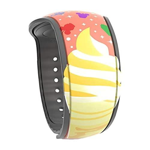 Parks Pineapple Swirl Magicband Dole Whip