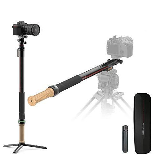 Moza Slypod 2-In-1 Monopod Slider Motorised Accurate Position Speed Control Advanced Shooting Modes Precision Power Easy Assemble Quality Craftsmanship High Capacity For More Cinematic Possibilities