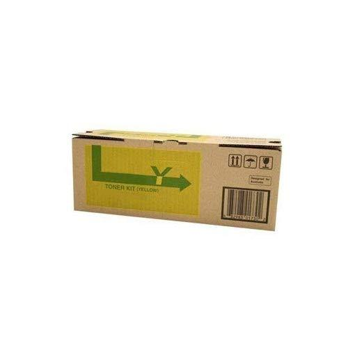 Kyocera 1T02Npacs0 Model Tk-8329Y Yellow Toner Cartridge For Use With Kyocera/Copystar Cs-2551Ci And Taskalfa 2551Ci Color Multifunction Printers, Up To 12000 Pages Yield At 5% Average Coverage