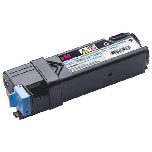 Dell 8Wnv5 331-0717 2150 2155 Laser Toner Cartridge (Magenta) In Retail Packaging