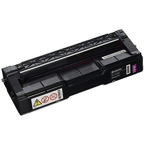 Kyocera 1T05Jkbus0 Model Tk-152M, Magenta Toner Cartridge For Ecosys C1020Mfp, Genuine Kyocera, Up To 6000 Pages