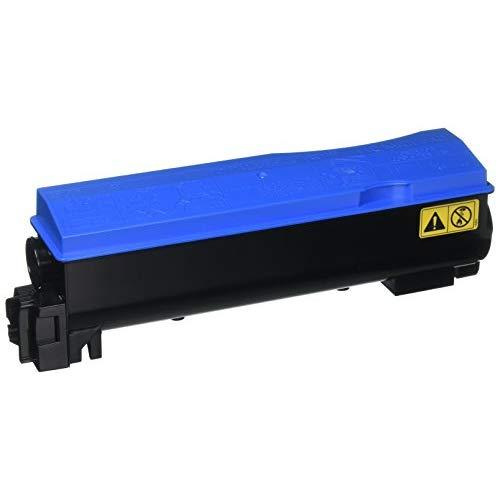 Kyocera 1T02Hncus0 Model Tk-562C Cyan Toner Cartridge For Use With P6030Cdn, Fs-C5300Dn And Fs-C5350Dn Laser Printers; Up To 10000 Pages Yield