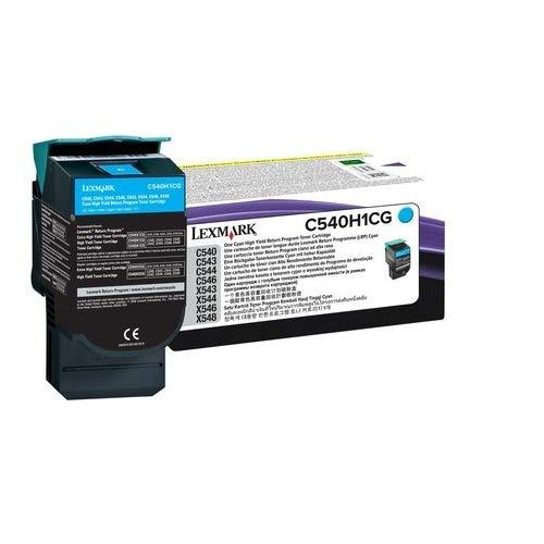 Lexc540H1Cg - C540H1Cg High-Yield Toner