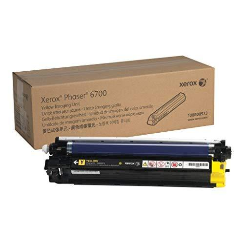 Xerox Yellow Imaging Unit, 50000 Yield (108R00973)