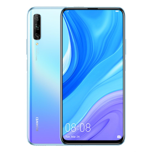 [Huawei Brazil Cross-Border Products Cannot Be Sold Without Permission] Huawei Phone Huawei Y9S 6Gb + 128Gb Phantom Black 51094Vlv Night Black_6Gb + 128Gb