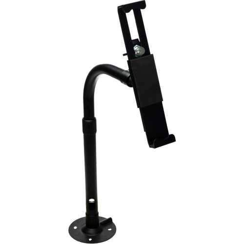 Height-Adjustable Tabletop Security Elbow Mount For 7-14 Inch Tablet