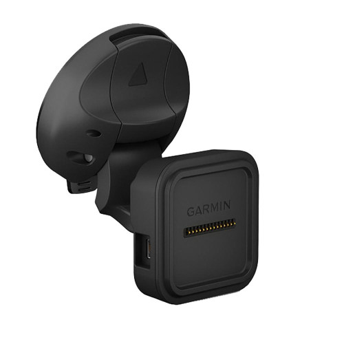 Garmin Suction Cup W/Magnetic Mount  Video-In Port