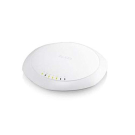 Zyxel Wifi Access Point Dual Band 802.11Ac Poe [3X3] Ultra-Slim With Dual-Optimized Antenna [Wac6103D-I]