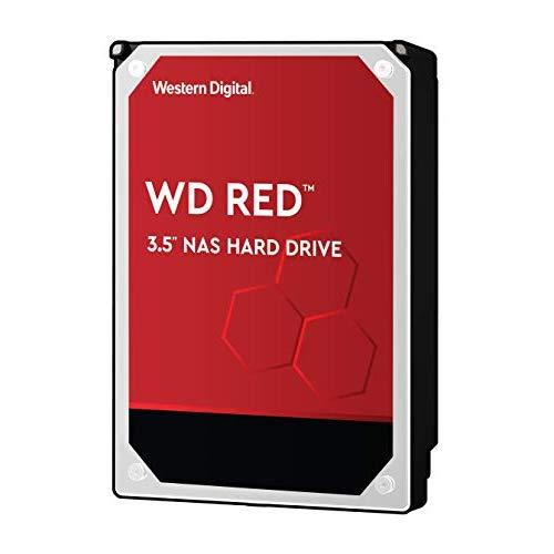 """Wd Red 1Tb Nas Hard Drive - 5400 Rpm Class, Sata 6 Gb/S, 64 Mb Cache, 3.5"""" - Wd10Efrx"""