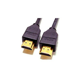 Belkin Hdmi A Type Male - Male - Gold Plated Contact - Version 1.3 - Black Pvc 25' F8V3311B25