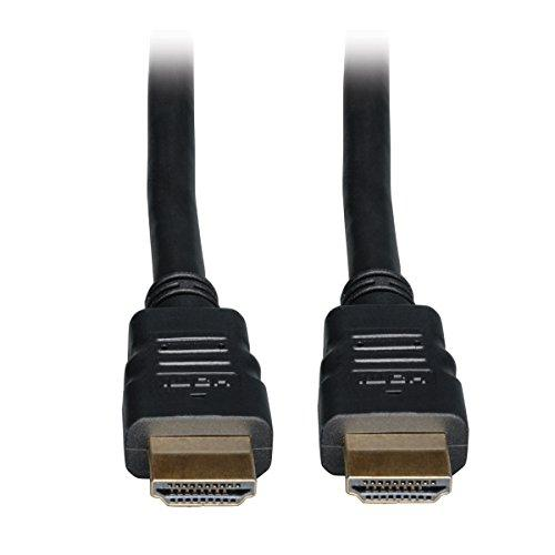 Tripp Lite High Speed Hdmi Cable With Ethernet, Ultra Hd 4K X 2K, Digital Video With Audio (M/M), 16-Ft. (P569-016)