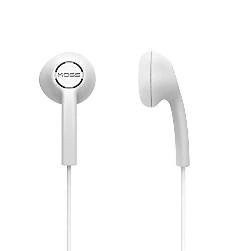 In The Ear Earbuds White