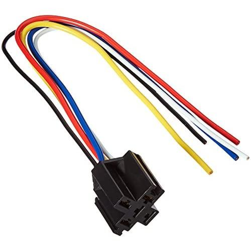 Install Bay Ers-123 5-Wire Relay Socket Each