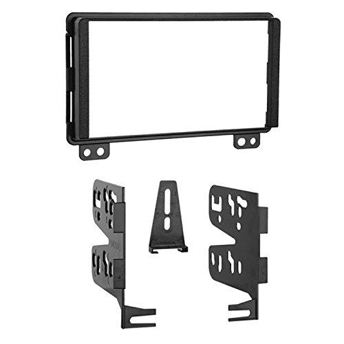 Metra 95-5026 Double Din Installation Kit For Select 2001-Up Ford, Lincoln And Mercury Vehicles -Black