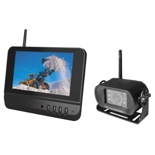 """Boyo Vtc700R - Digital Wireless Single Camera System With 7"""" Monitor For Car, Truck, Suv And Van"""