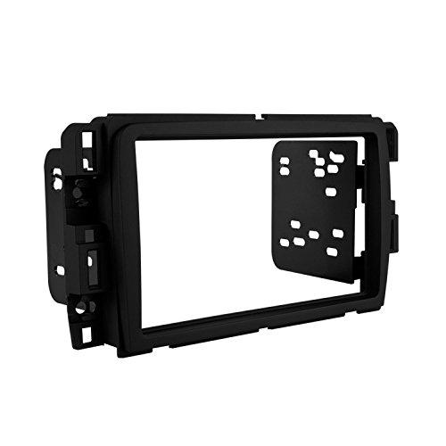 Metra 95-3310B Double Din Installation Kit For 2013-Up Chevrolet Traverse, Gmc Acadia And Buick Enclave, (Black)