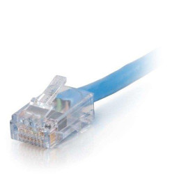 C2G C2G 1Ft Cat6 Non-Booted Unshielded (Utp) Network Patch Cable - Blue